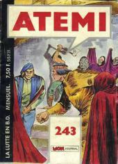 Atemi -243- Le musée de l'épouvante