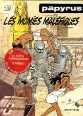 Papyrus -19- Les momies maléfiques