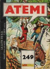 Atemi -249- Les étoiles d'or