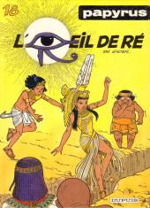 Papyrus -18- L'œil de Ré