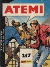 Atemi -257- Le mangeur de feu