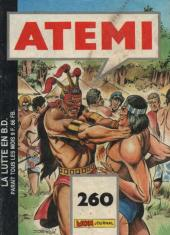 Atemi -260- Gare aux noix de coco