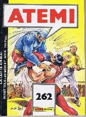 Atemi -262- Le défi de l'homme tatoué