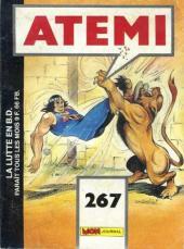 Atemi -267- Le château des mystères