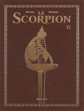 Le scorpion -6TT- Le trésor du Temple