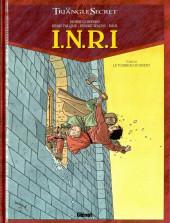Le triangle secret - I.N.R.I -3- Le Tombeau d'Orient