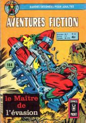 Aventures fiction (2e série) -52- Le Maître de l'évasion