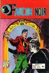 Faucon Noir (Arédit - Publication Flash) -2- L'homme positif-négatif