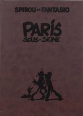 Spirou et Fantasio -47TT2- Paris-sous-Seine