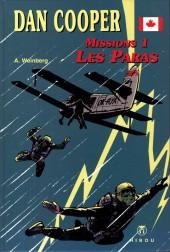 Dan Cooper (Missions) -1- Les Paras