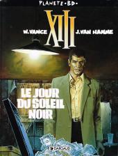 XIII -1PBD- Le Jour du soleil noir
