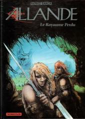 Allande -1- Le royaume perdu