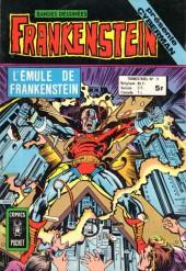 Frankenstein (Arédit - Comics Pocket) -9- L'émule de Frankenstein