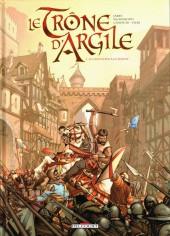 Le trône d'Argile -1- Le chevalier à la hache