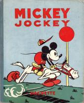 Mickey (Hachette) -10- Mickey Jockey