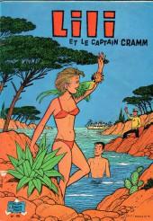 Lili (L'espiègle Lili puis Lili - S.P.E) -46- Lili et le captain Cramm
