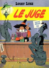 Lucky Luke (Pub et Pastiches) -13Esso- Le juge