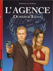 L'agence -1- Dossier Léda