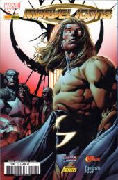 Marvel Icons (Marvel France - 2005) -13- Identités secrètes