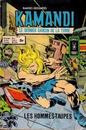 Kamandi (1re série - Arédit - Comics Pocket)