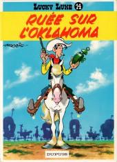 Lucky Luke -14d88- Ruée sur l'Oklahoma