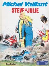 Michel Vaillant -44Elf- Steve & Julie