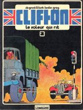 Clifton -2'- Le voleur qui rit