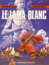 Le lama blanc -1- Le Lama blanc