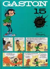 Gaston (Édition spéciale 40e anniversaire)