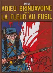 Adieu Brindavoine -e98- Adieu Brindavoine suivi de La Fleur au fusil