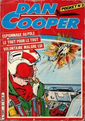 Dan Cooper (Pocket) -2- Espionnage au pôle - Le tout pour le tout - Volontaire malgré lui