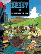 Bessy (Studio Vandersteen) -5- Le cheval de fer