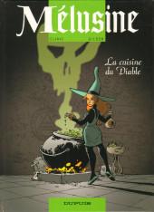 Mélusine -14- La cuisine du diable