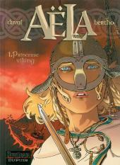 Aëla -1- Princesse viking