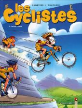 Les cyclistes -2- Roue libre