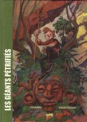 Spirou et Fantasio (Une aventure de.../Le Spirou de...) -1TT- Les géants pétrifiés