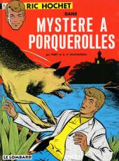 Ric Hochet -2d1994- Mystère à Porquerolles