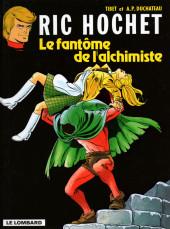 Ric Hochet -30d2000- Le fantôme de l'alchimiste