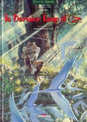 Le dernier loup d'Oz -1- Prologue : La rumeur des eaux
