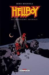 Hellboy (Delcourt) -7- Le troisième souhait
