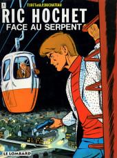 Ric Hochet -8e1993- Ric Hochet face au Serpent