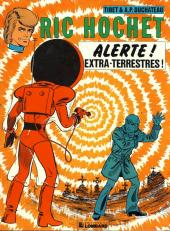 Ric Hochet -22b81- Alerte ! Extra-terrestres !