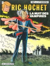 Ric Hochet -34a93- La nuit des vampires