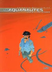 Les aquanautes (Parnotte et Mallié) -5- Les otages