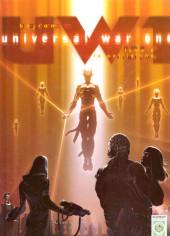 Universal War One -6- Le patriarche