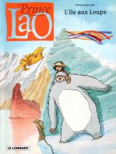 Prince Lao -1- L'île aux loups