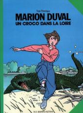 Marion Duval -4- Un croco dans la Loire