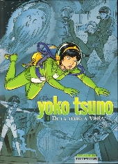 Yoko Tsuno (Intégrale) -1- De la Terre à Vinéa