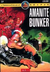 Amanite Bunker - Tome 1