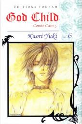 Comte Cain / Comte Cain - God Child -56- God Child vol. 6